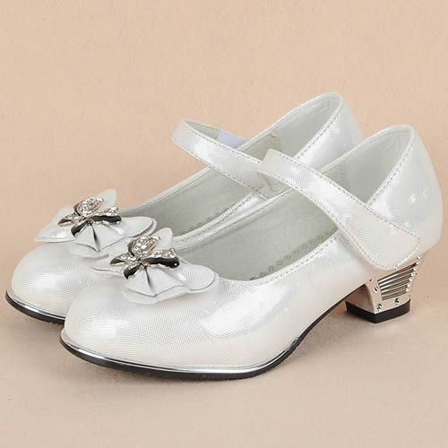 Communion Shoes With Heels