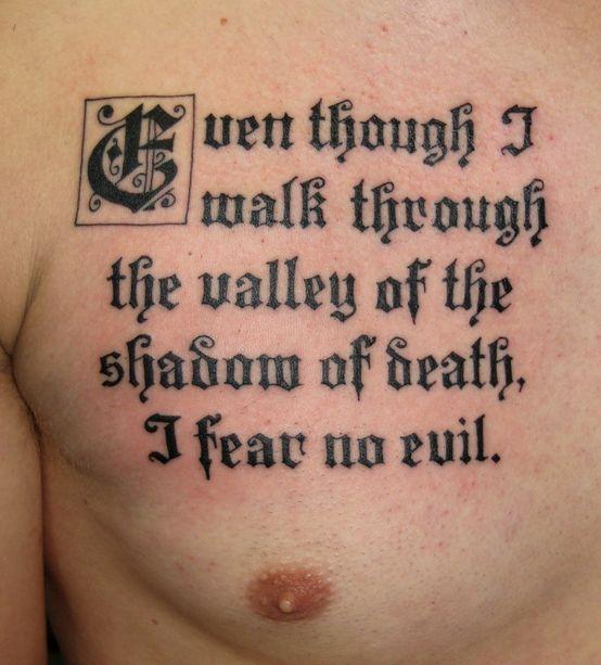 17 Best Ideas About Verse Tattoos On Pinterest