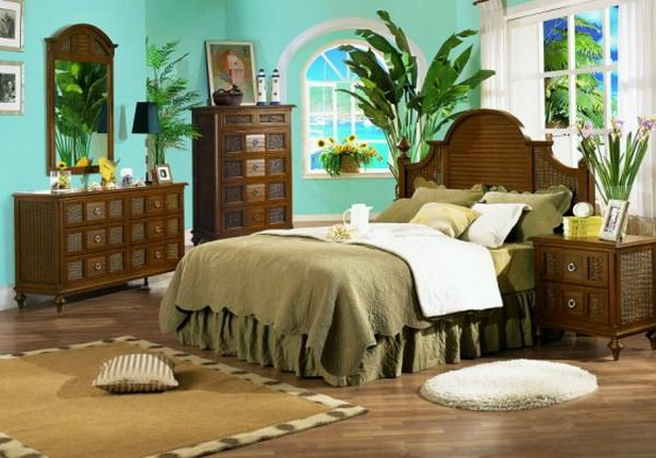 17 Best Ideas About Wicker Bedroom On Pinterest