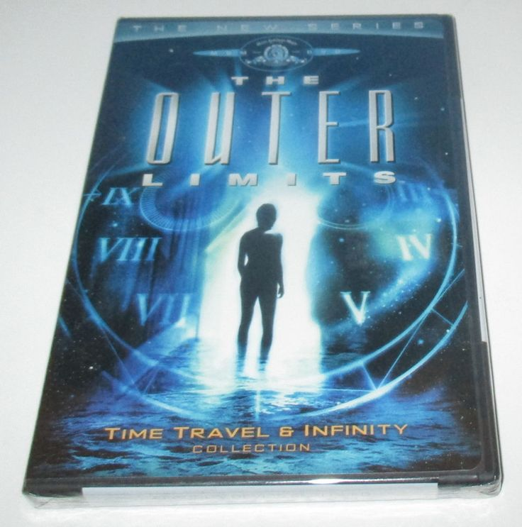 THE OUTER LIMITS (THE NEW SERIES) TIME TRAVEL & INFINITY COLLECTION DVD -NEW! #theouterlimits #scifi #scinecefiction #horror #tvshows #televisionshows http://www.ebay.com/usr/vinylrockretro