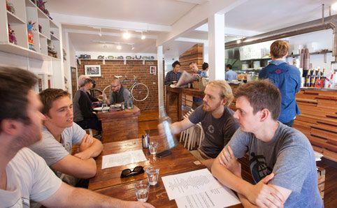 Robo Cog - Surry Hills - Restaurants - Time Out Sydney