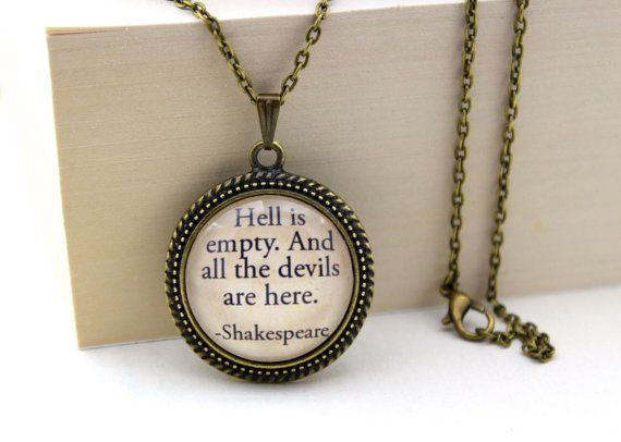 9 best english literature images on pinterest english literature the tempest hell is empty and all the devils by booksbyherside fandeluxe Gallery