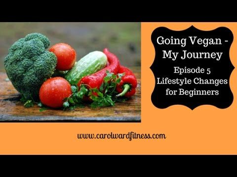 Life Style Changes for Beginners - Carol Ward Fitness
