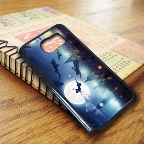 Peter Pan And Friends Samsung Galaxy S6 Case
