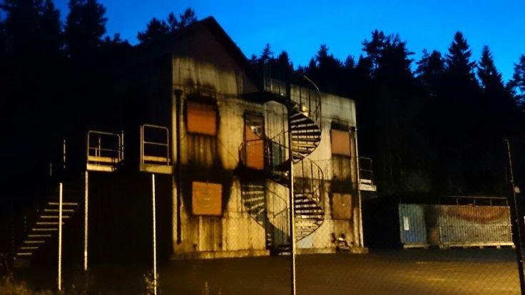 Det brente hus