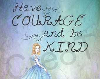 Disney Brave Movie Quote Print by Cre8T on Etsy