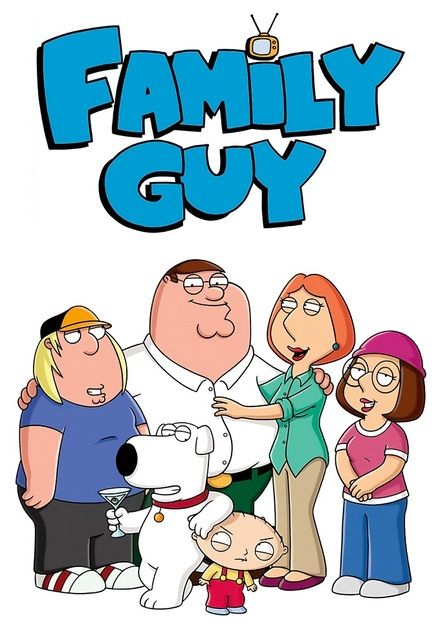 Watch Family Guy Online Show Poster