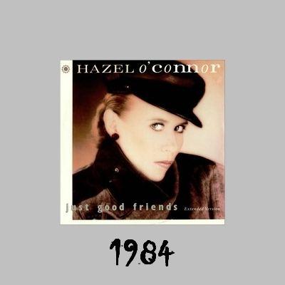 Hazel O'Connor - Just Good Friends