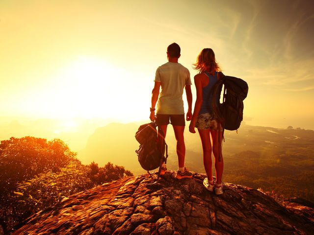 I'm a pack packer! Discover what kind of traveler are you!