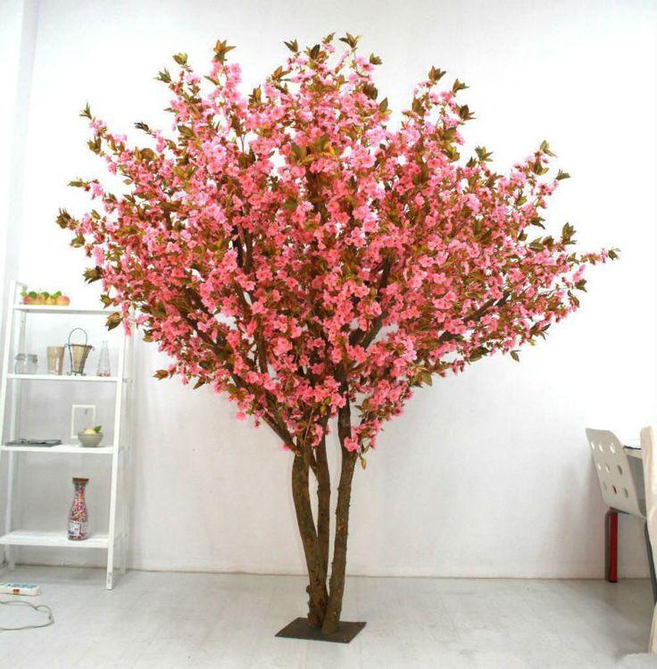 superior cereza artificial flor de árbol de falsos baratos de flor de cerezo de árbol artificial flor del árbol para-Flores y guirnaldas decorativas-Identificación del producto:300000991134-spanish.alibaba.com