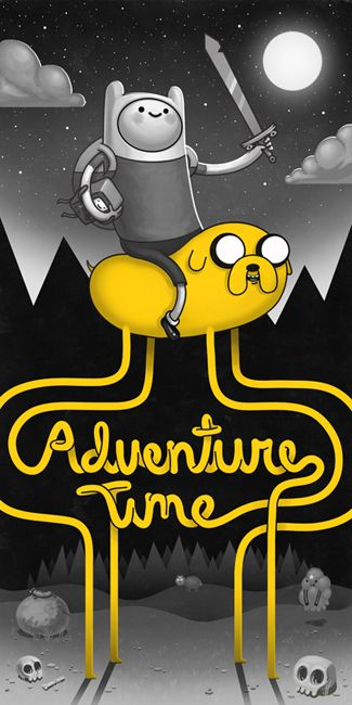 Adventure Time by Mike Mitchell