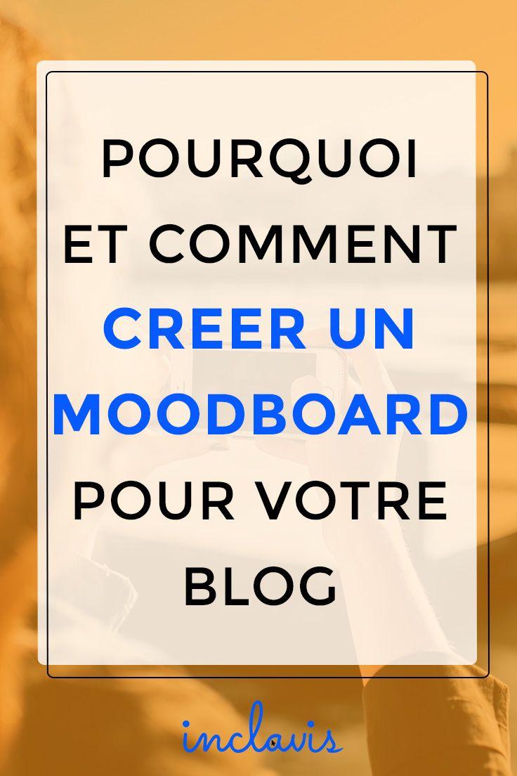 cr er un moodboard pour son blog est une tape tr s. Black Bedroom Furniture Sets. Home Design Ideas