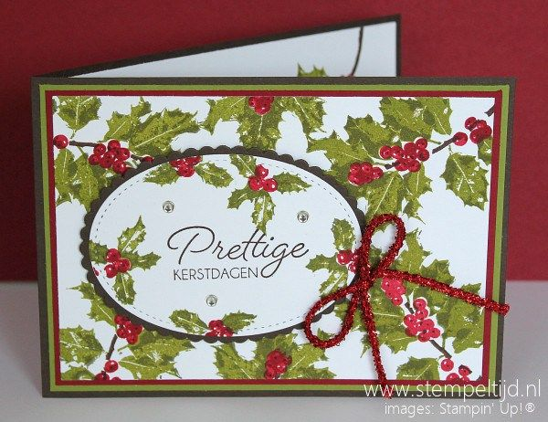 Good Tidings Stampin' Up!