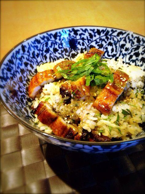 夏バテ解消!土用の丑の日にうなぎの混ぜ丼 by amikaa [クックパッド] 簡単おいしいみんなのレシピが211万品