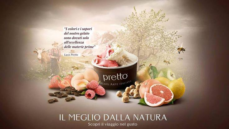Il nostro gelato è sano, senza coloranti, né conservanti, né aromi artificiali. Solo il meglio dalla natura!