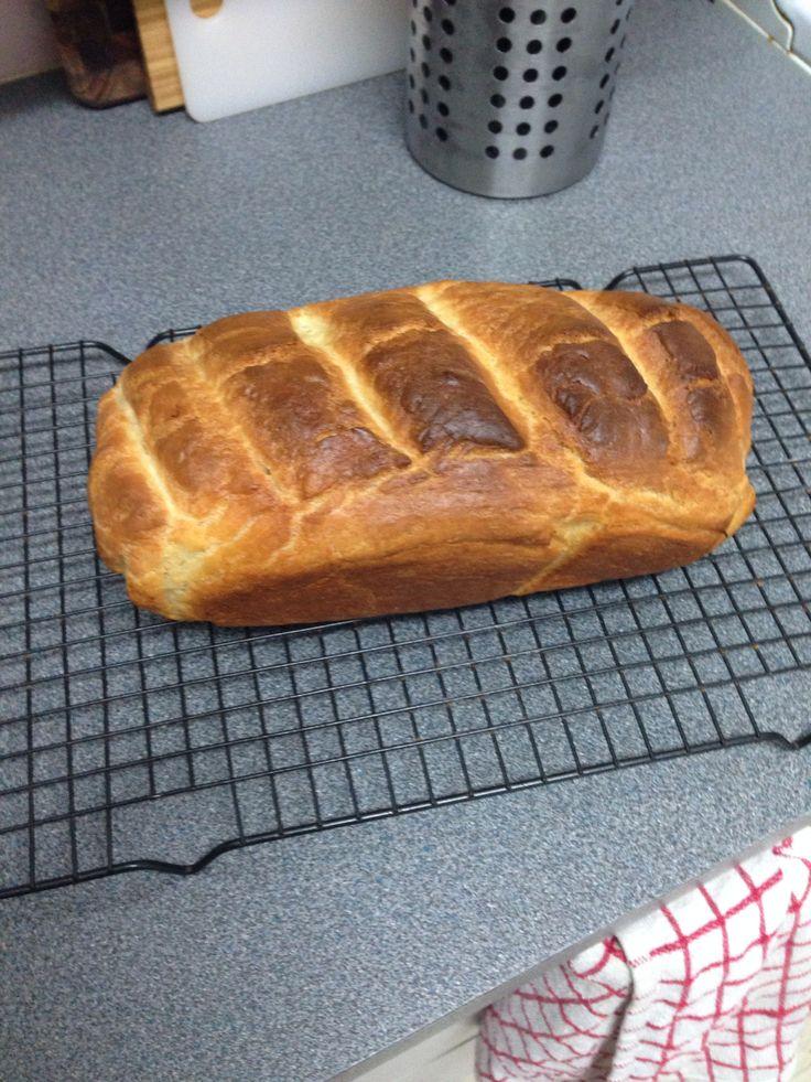 Fancy buttermilk bread