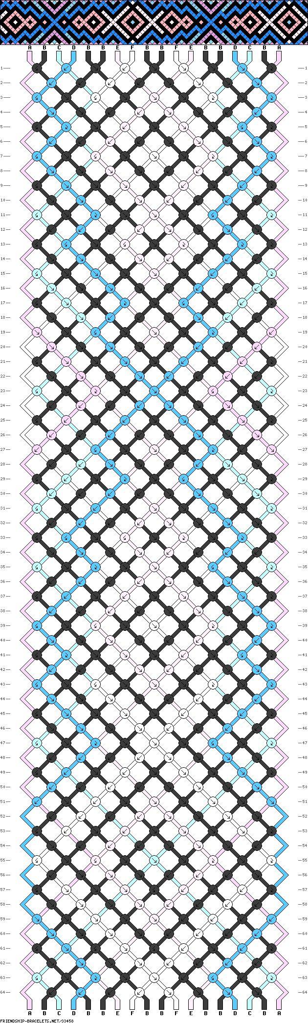 324 best Armbänder images on Pinterest   Bracelets, Diy bracelet and ...
