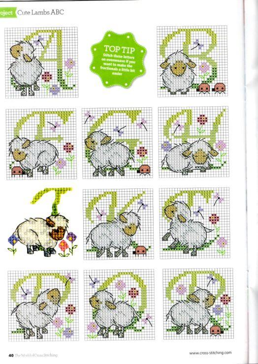 (9) Gallery.ru / Фото #12 - The world of cross stitching 214 - tymannost