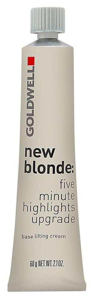 Goldwell New Blonde Base Lift Cream 2.1 oz / 60ml neutralisation of warm pigment #Goldwell