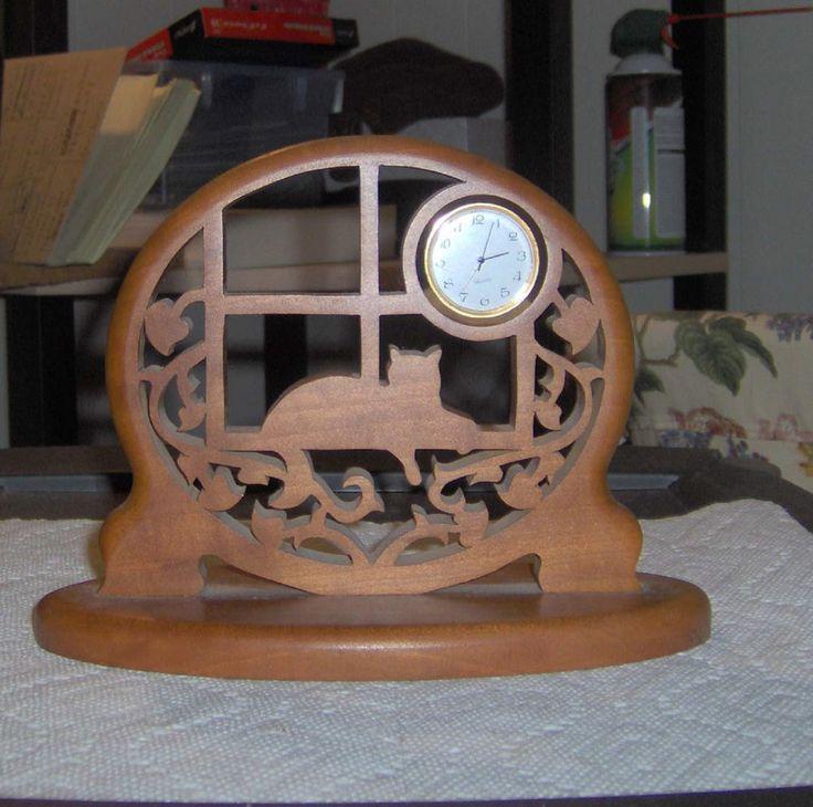 25 Best Ideas About Handmade Mantel Clocks On Pinterest