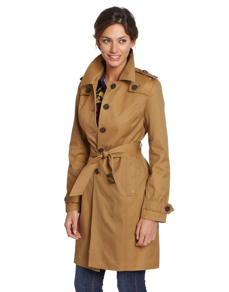 Perfect Womens Trench Coat : Womens Trench Coat1