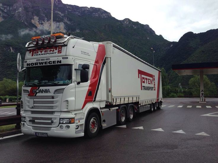 Big Rigs For Sale >> Norway style | Scania Trucks | Pinterest | Style and Norway