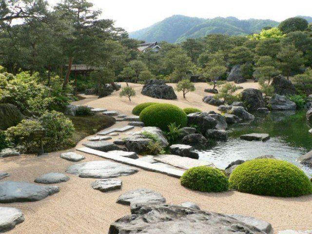 Les 25 meilleures idées de la catégorie Jardin en gravier ...
