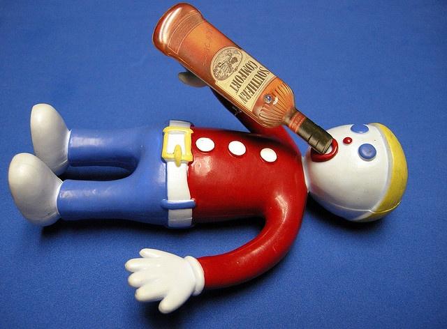 Mr Bill Dog Toy