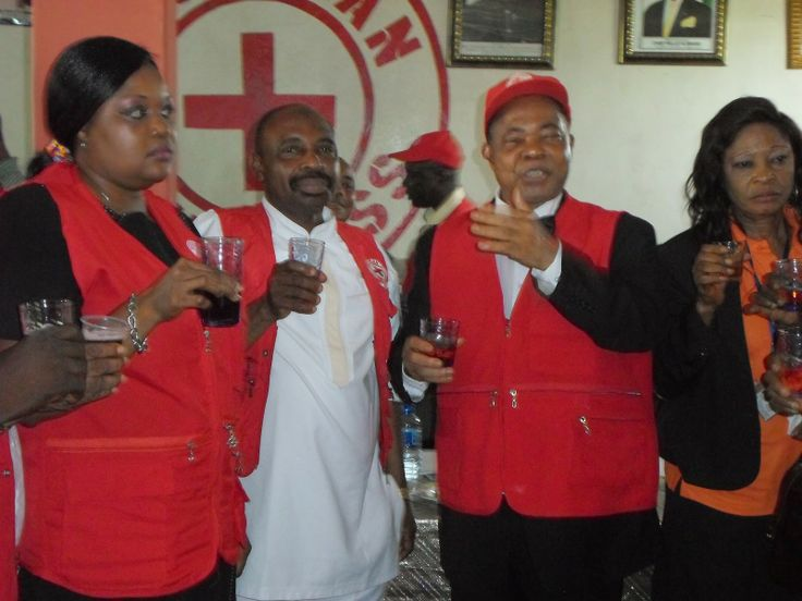 Voice of the people : Bokoharam Vs Chibok school Girls: Nigerian Red Cro...