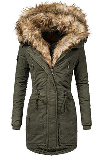 Winterjacken parka damen