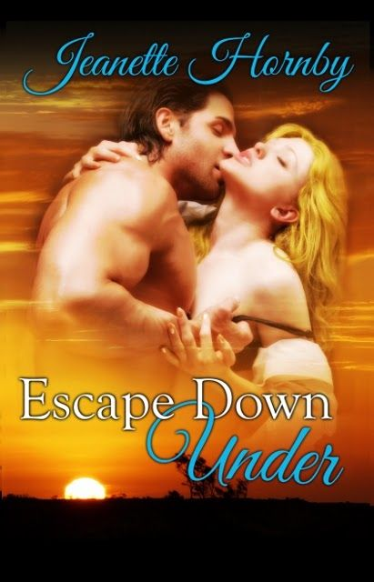 Jeanette Hornby Books: Escape Down Under - Chapter One