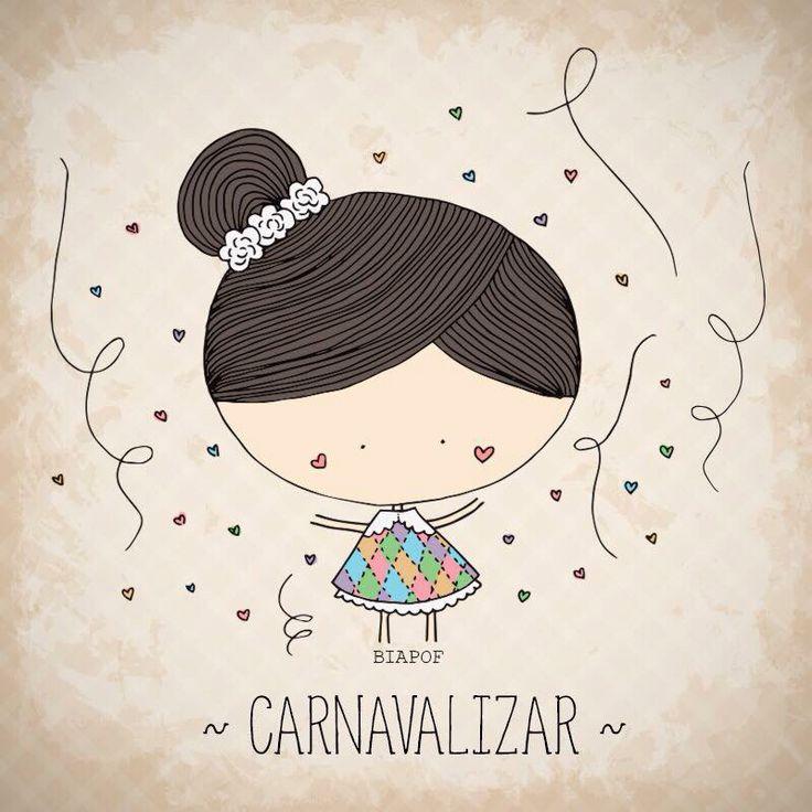 carnaval #BiaPof