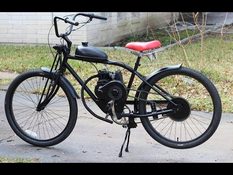 79c90b5a529 How To Build Ultimate 2 stroke Motorized Bicycle Video Series Tutorial –  Custom Motorized Bicycles 66/80cc Parts – DIY Repairs