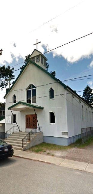 St. Bartholomew's Catholic Church, Sudbury Ontario, Canada
