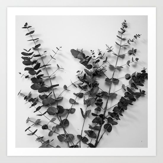 Great nature print for the home. By Herself Designs