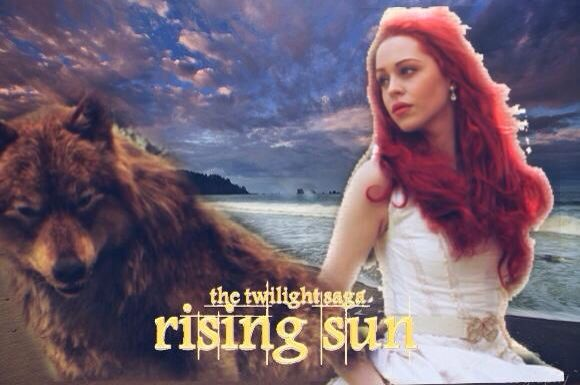 The Twilight Saga Rising Sun Wattpad:- http://w.tt/1tjnLUo