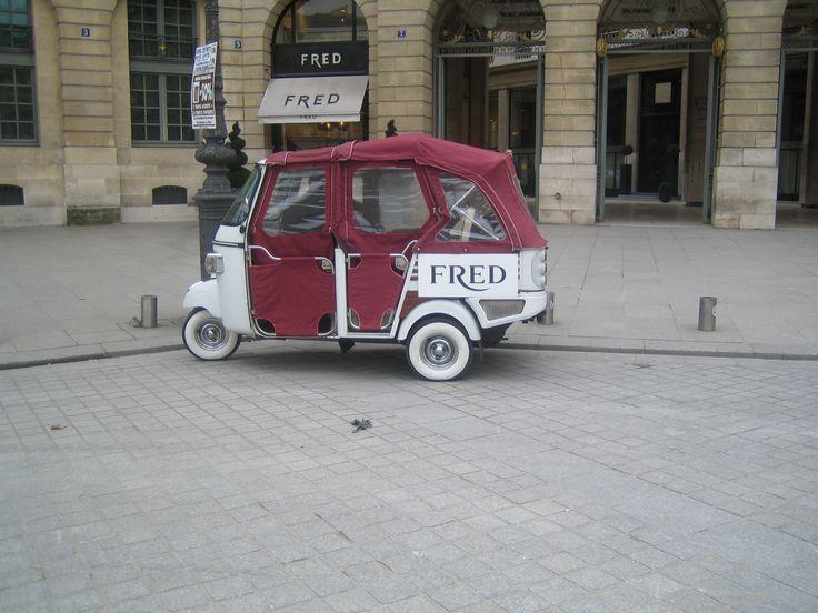 Fred / Paris