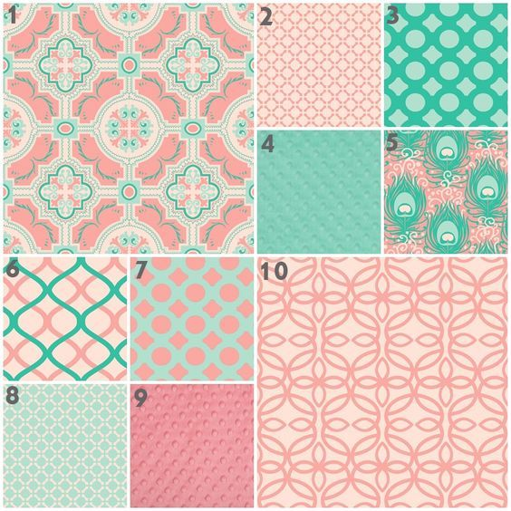 17 Best Ideas About Teal Orange On Pinterest: 17 Best Ideas About Turquoise Baby Nurseries On Pinterest