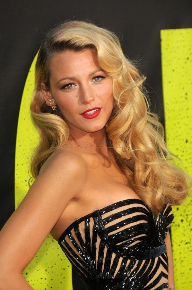 Blake Lively - Hollywood Glam