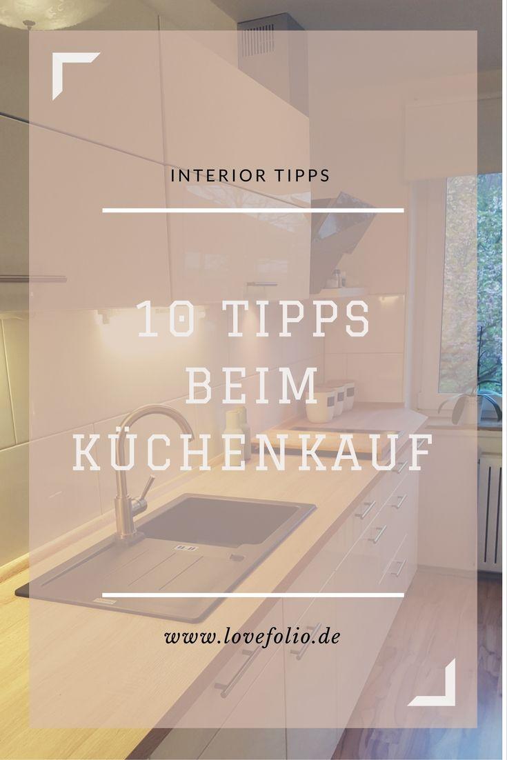 Wie ihr euch auf einen Küchenkauf vorbereiten solltet und worauf ihr achtet solltet, findet ihr auf meinem Blog.
