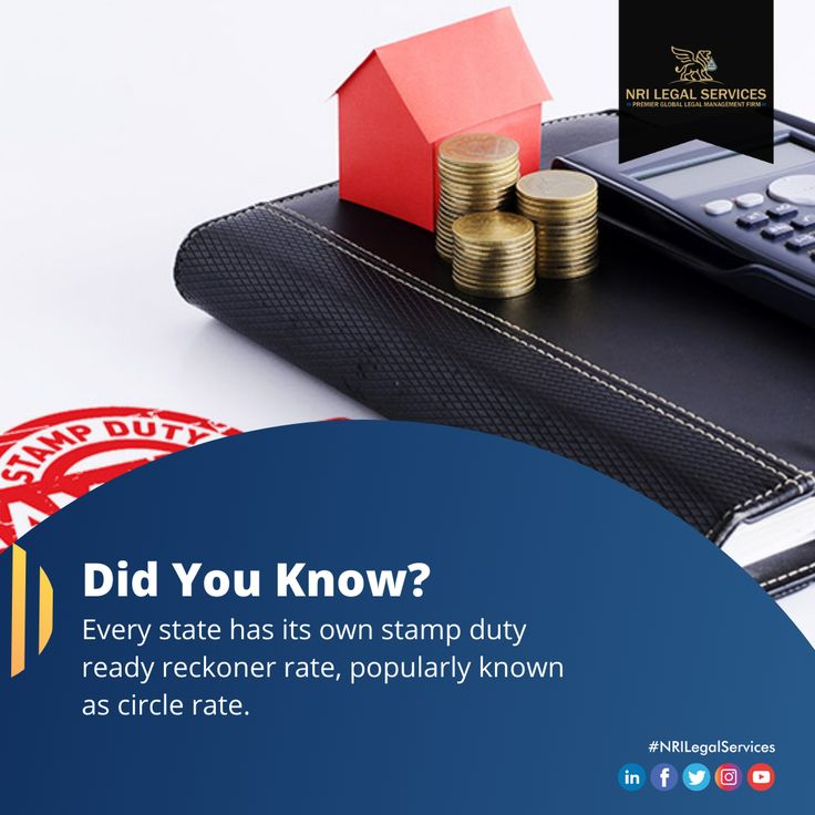 What do you mean by Stamp Duty? While transferring the
