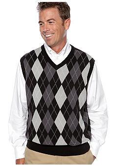 Saddlebred® All-over Argyle Vest #belk #mensfashion