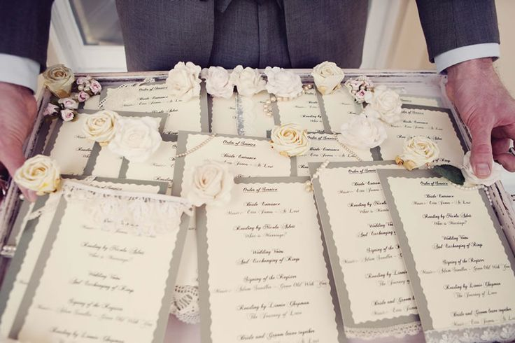 Get shabby chic wedding ideas aplenty with Hannah and Jeff's big day!