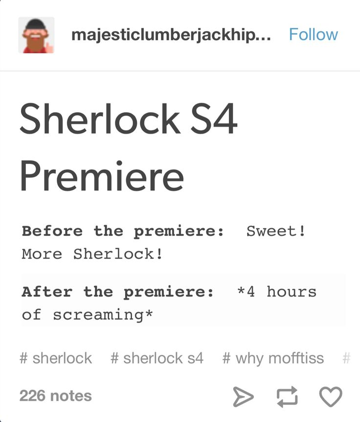 Okay but this was actually me right after I watched the premiere