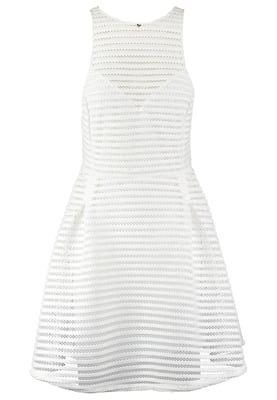 120 CAROL - Vestido informal - true white