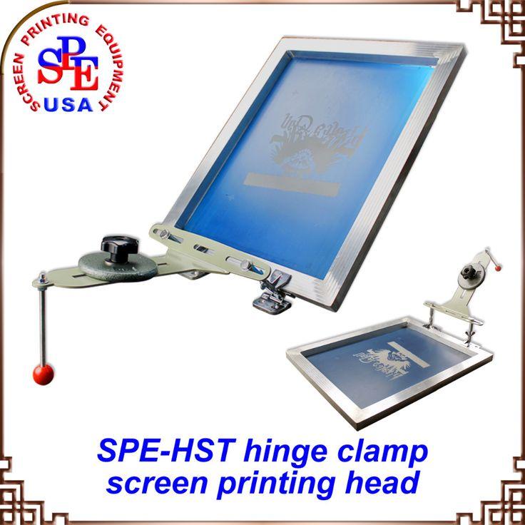 $16.00 (Buy here: https://alitems.com/g/1e8d114494ebda23ff8b16525dc3e8/?i=5&ulp=https%3A%2F%2Fwww.aliexpress.com%2Fitem%2FSPE-HST-hinge-clamp-screen-printing-machine-simple-screen-press-single-color-screen-printing-equipment%2F32656576244.html ) SPE-HST hinge clamp screen printing machine  simple screen press single color screen printing equipment for just $16.00