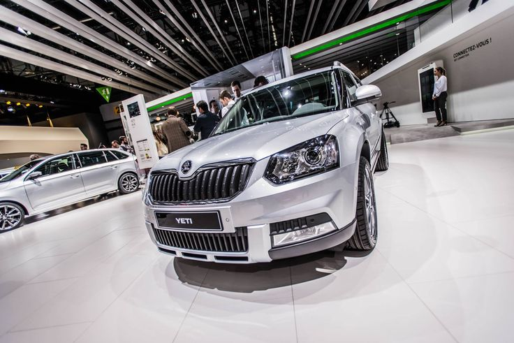 The Yeti is unstoppable fun.  But if you need an excuse to party on, then the ŠKODA Edition offers special features and detailing to take things to the next level of excitement --> http://www.skoda-auto.com/en/models/yeti-edition/overview   #octaviayeti #yeti #octavia #skoda #genevamotorshow