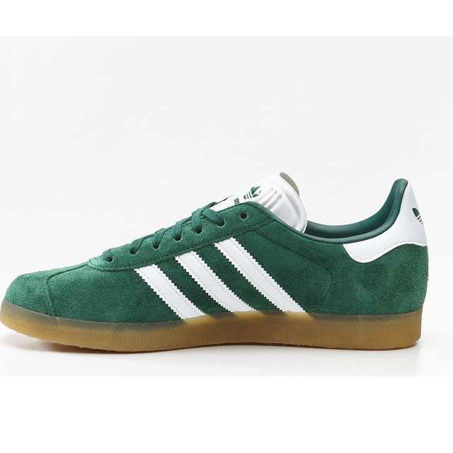 Adidas Gazelle 872 Collegiate Green Footwear White Gum 3