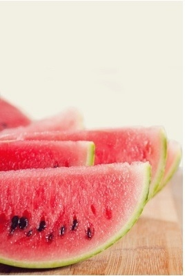 Can't wait to get your first bite of watermelon this summer...? Repin if watermelon is your favorite summer fruit!