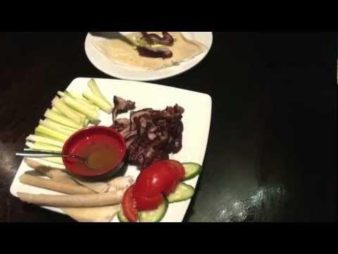Kijkje in de Keuken bij Oriental Garden 6: Peking Eend